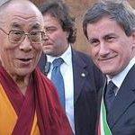 Il Dalai Lama cittadino onorario di Roma
