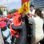 Diritti umani in Cina: Rissa tra attivisti e delegazione cinese