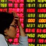 La borsa di Shanghai perde il 6,74%, -21,8% nel mese di agosto