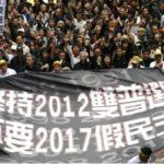 Giustizia e Pace: Il governo di Hong Kong fa passi indietro nella democrazia