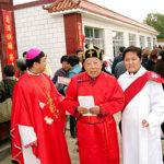 Il primo Natale di mons. Li Jing, nuovo vescovo di Ningxia
