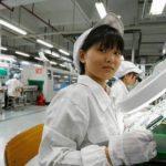 CINA-Sono soprattutto studenti a produrre computer per azienda leader mondiale