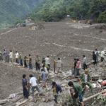 Alluvioni in Cina, 250mila sfollati nel Nord-Est