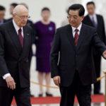 Napolitano: la Cina prosegua sul cammino dei diritti umani