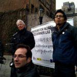 Solidarietà a Liu Xiaobo
