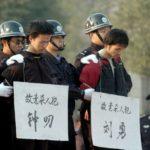 Cina, messi a morte nove trafficanti di droga