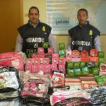 Sequestrati 4000 prodotti a negozio cinese in Piemonte
