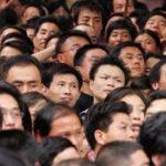 Cina, la popolazione sale a 1,341 bilioni