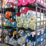 Gdf di Prato sequestra 600 tonnellate di tessuti illegali importati dalla Cina