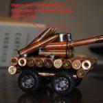 Siena, sequestrati giocattoli fatti con pallottole