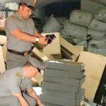 Genova, Gdf sequestra 380mila pezzi contraffatti, dieci cinesi denunciati