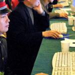 Cina, tv di Stato mostra attacco informatico