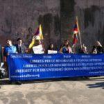 IV Marcia Internazionale per la libertà delle minoranze e dei popoli oppressi