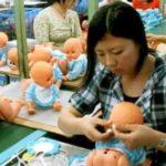 Report sui diritti dei lavoratori in Cina nelle fabbriche di giocattoli