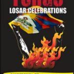 22 FEBBRAIO – LOSAR 2139  nuovo anno tibetano
