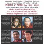 Solidarietà ai prigionieri politici