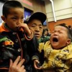 """CINA – Il dramma dei bambini cinesi """"in vendita"""": il Governo non fa nulla."""