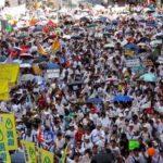 La polizia di Hong Kong vieta di nuovo il raduno pro-democrazia programmato per la festa nazionale