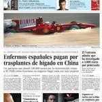 Spagnolo criticato per aver promosso turismo dei trapianti in Cina