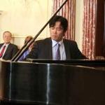 Kim Cheol-woong, il pianista che vuole riunificare la Corea del  Nord e del Sud