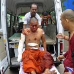 INDIA: Nove esplosioni a Bodhgaya, quattro nel tempio principale. Un monaco gravemente ferito.