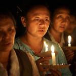 NEPAL-TIBET: Kathmandu, monaco tibetano si dà fuoco nei pressi di uno stupa buddista