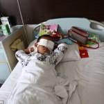 CINA: Trafficanti di organi rapiscono bimbo 6 anni e gli cavano gli occhi