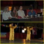 Lerici: I praticanti del Falun Gong intervengono ad una Conferenza sui Laogai cinesi.