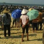 Cina, oltre mille poliziotti nella protesta del Guangdong