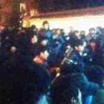Tibet-Driru: Autorità governative del regime intimano alla popolazione locale  di issare le bandiere cinesi nello loro abitazioni .
