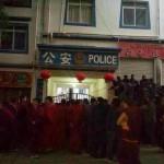 Repressione nella contea di Driru: Monaco Tibetano  arrestato