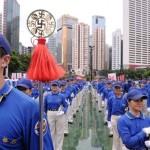 La Corte cinese processa sette membri del Falun Gong;  agli avvocati difensori negato l'accesso in aula.