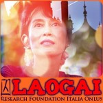 La LAOGAI RESEARCH FOUNDATION Italia a Parma da Aung San Suu Kyi .