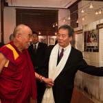 Harry Wu e la Laogai Research Foundation si congiungono ad altri attivisti per esortare il Dr. Geoffrey W. Marcy a stimolare la Cina sui diritti umani