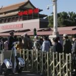CINA:  Arrestati i primi sospetti 'terroristi' per l'attentato a piazza Tiananmen