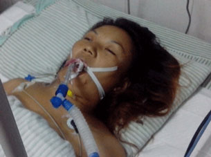 Cina: Parenti di donna uccisa in un incidente stradale causato da un f...