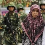 Cina : Gli Uighuri sottoposti alla politica del figlio unico .