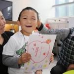 Cina, esce dall'ospedale il bimbo a cui sono stati cavati gli occhi