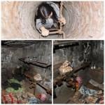 Pechino, immigrati vivono nei tombini: le autorità cinesi costrette a murarli