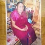 TIBET: Muore monaco tibetano dopo che si è dato fuoco in Sangchu.