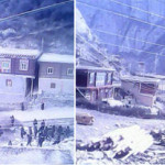 Diversi tibetani arrestati accusati di aver impedito la costruzione di gallerie