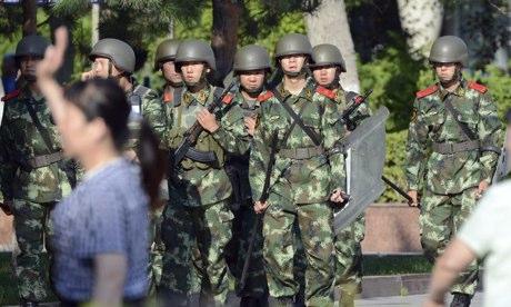 Xinjiang intensifica la lotta contro le minoranze etniche in Cina