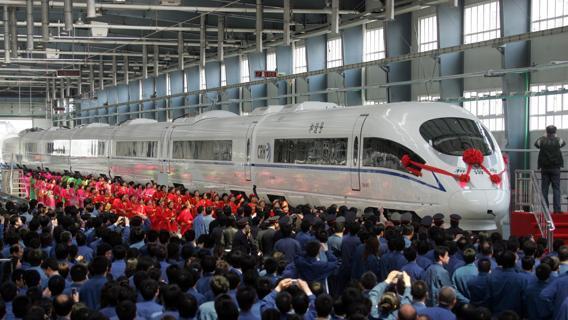 Cina, una mega ferrovia per la conquista del West