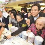 Cina, una potenza mondiale che non riesce nemmeno a produrre latte in polvere