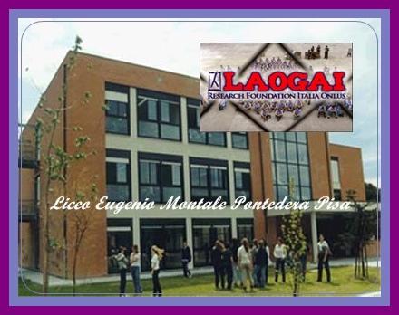 Incontro tra gli studenti del Liceo Montale di Pontedera (Pisa) e la L...