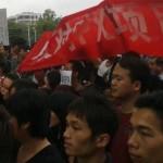 La Cina mostra a Taiwan come si gestiscono le proteste