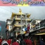 Tibetano arrestato perché ha fotografato una auto immolazione.