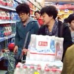 CINA-Gansu, benzene nell'acqua: la popolazione assalta i supermercati per comprare quella in bottiglia
