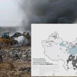 Un quinto delle terre coltivabili cinesi è inquinato