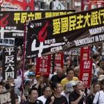 Hong Kong: big finanza contro democrazia